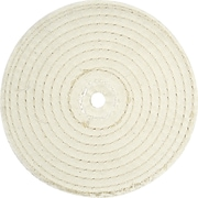 Buffing Wheels, 20-Ply, TD165, 2/Pack
