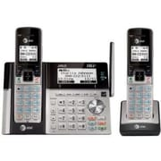 AT&T TL96273 Multi Line Conference Cordless 2 Handset Connect to Cell™ Answering System, Office Phones