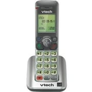 Vtech ® DS6601 Accessory Handset with Caller ID/Call Waiting, Black/Silver
