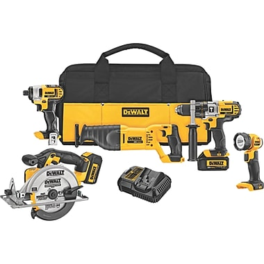 MAX Lithium Ion 5-Tool Combo, 20V