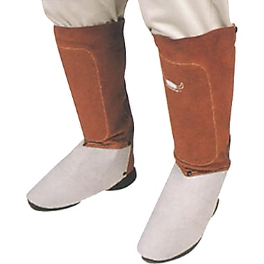 Lava Brown Leather Spats, Ttu390, 6