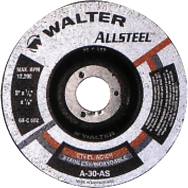 Depressed Centre Grinding Wheels, Allsteel Type 27, Ve808