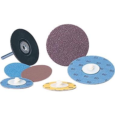 Aluminum Oxide 2 Ply Discs, Lockit Discs, VU433, 100/Pack