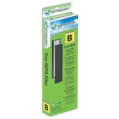 GermGuardian® – Filtre de rechange B FLT4825 AUTHENTIQUE True HEPA pour purificateurs AC4800/4900/4300 de Guardian Technologies