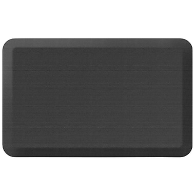 NewLife by GelPro Designer Comfort Standing Mat: 20x32: Grasscloth Charcoal