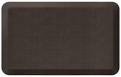 NewLife by GelPro Designer Comfort Standing Mat: 20x32: Pebble Espresso