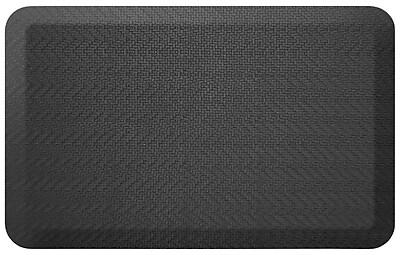 NewLife by GelPro Designer Comfort Standing Mat: 20x32: Sisal Black