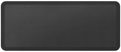 NewLife by GelPro Designer Comfort Standing Mat: 20x48: Grasscloth Charcoal