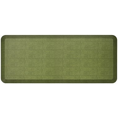 NewLife by GelPro Designer Comfort Standing Mat: 20x48: Pebble Palm