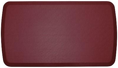 GelPro Elite Premiere Anti-Fatigue Comfort Mat: 20x36:Linen Cardinal