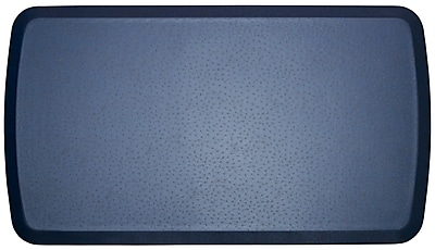 GelPro Elite Premiere Anti-Fatigue Comfort Mat: 20x36: Quill Atlantic Blue