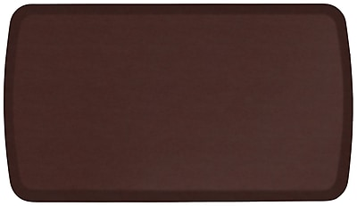 GelPro Elite Premiere Anti-Fatigue Comfort Mat: 20x36: Vintage Leather Sherry