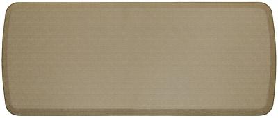 GelPro Elite Premiere Anti-Fatigue Comfort Mat: 20x48:Linen Sandalwood