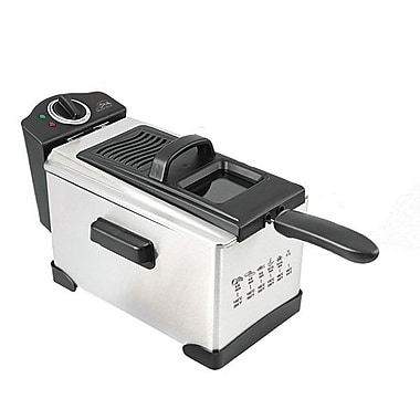 Heaven Fresh (HF 1030) NaturoPure™ Stainless Steel Deep Fryer
