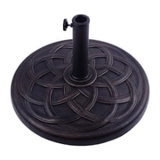 Outsunny Cast Stone Free Standing Umbrella Base