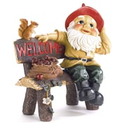 Zingz & Thingz Welcoming Garden Gnome Statue