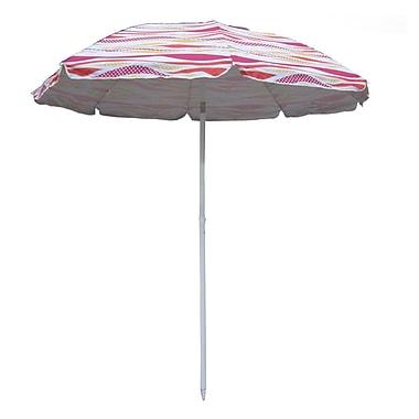 Pure Weather 6.5' Beach Umbrella