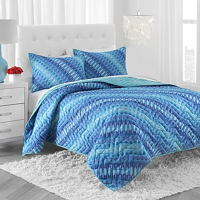 Amy Sia Utopia Quilt Set; Twin