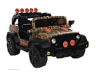 Dynacraft Surge 12V Battery Powered Jeep