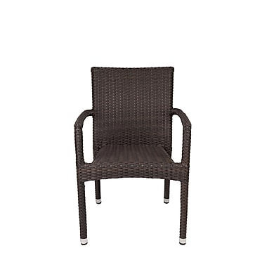 Source Contract Sierra Stacking Dining Arm Chair