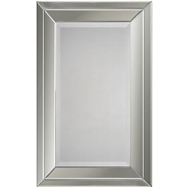 Ren-Wil Beveled Mirror w/ Double Mirrored Border