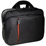 "ECO STYLE Luxe Topload Case for 15.6"" Laptop, Checkpoint Friendly"