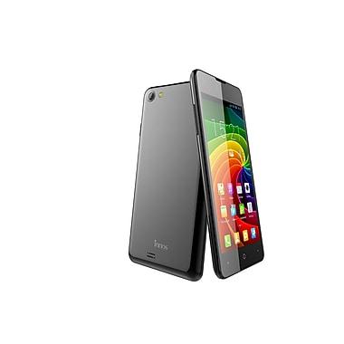 JSR - Téléphone intelligent déverrouillé INNOS i7, 4,7 po HD, Qualcomm quadricoeur, RAM 1 Go, ROM 4 Go, noir