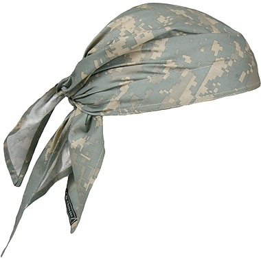Chill-Its 6710 Cooling Triangle Hats, Camouflage