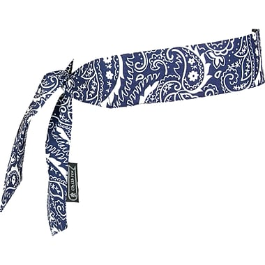 Chill-its 6700 Cooling Bandanas, Navy Western