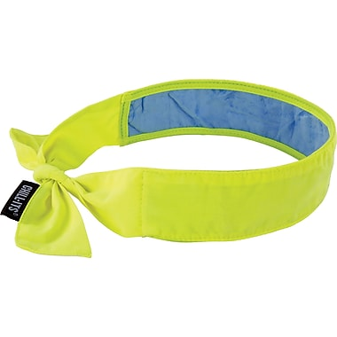 Chill-Its 6700CT Cooling Bandanas, Lime-Yellow
