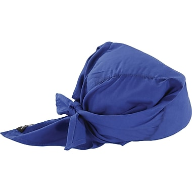 Chill-Its 6710CT Cooling Triangle Hats, Blue