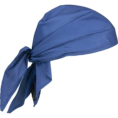 Chill-Its 6710 Cooling Triangle Hats, Blue