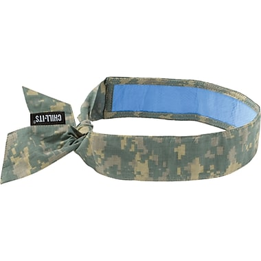 Chill-Its 6700CT Cooling Bandanas, Camouflage