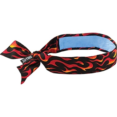 Chill-Its 6700CT Cooling Bandanas, Flames