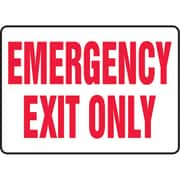 Safety Signs and Identification, Fire & Emergency