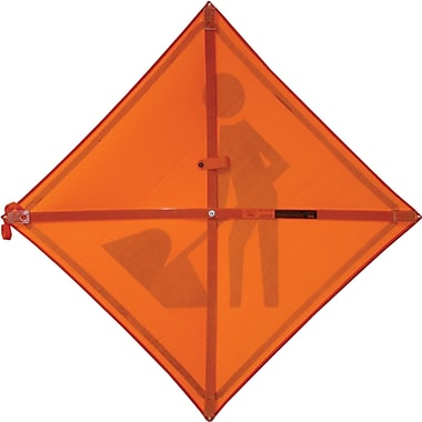 Tilt-Adjust TM Cross Ribs Sign Supports