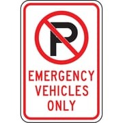 Parking Signs, English
