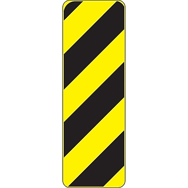 Warning Signs, Left Hazard Markers
