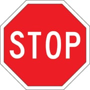 Traffic Regulatory Signs, Stop