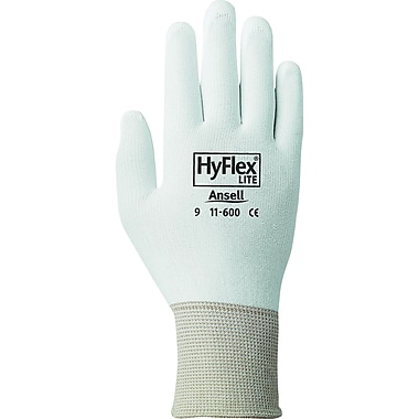 Hyflex 11-600 Gloves, Size 6, 48/Pack