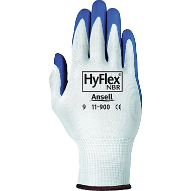 Hyflex 11-900 Gloves, Size 7, 24/Pack
