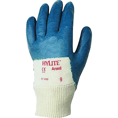 Hylite 47-400 Gloves, Size 9, 24/Pack
