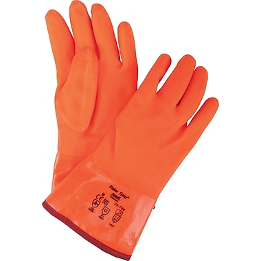Polar Grip 23-700 Gloves, 10, 6/Pack