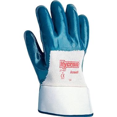 Hycron 27-607 Nitrile Coated Gloves, 24/Pack