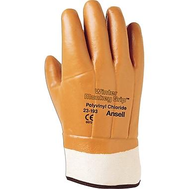 Winter Monkey Grip 23-193 Gloves, 10, 12/Pack