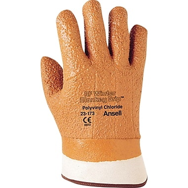 Winter Monkey Grip 23-191 Glove, SEE953, 12/Pack