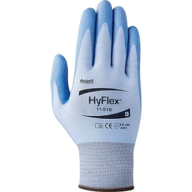HyFlex 11-518 Gloves, Size 9, 12/Pack