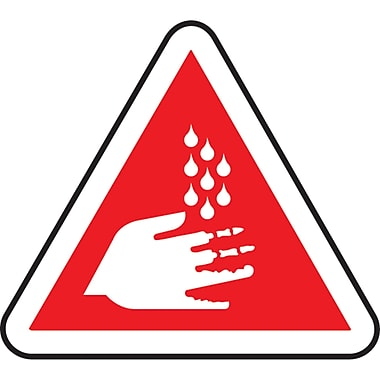CSA Pictogram Safety Signs, Corrosive Materials, SD085