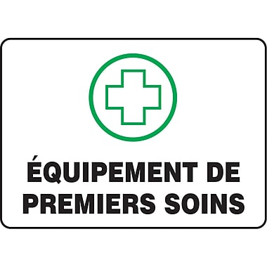 Safety Signs and Identification, First Aid, equipement De Premiers Soins, SP655