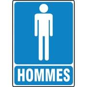 Panneaux pour toilettes, Hommes, SEE300